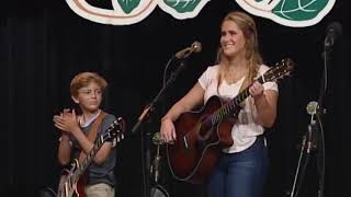 Joss Stone Right to be Wrong 14 year old Singer Marlee Hart  12 year old Guitarist Hudson Macready