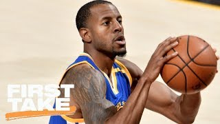 Losing Andre Iguodala First Crack In Warriors' Dynasty?   First Take   June 30, 2017