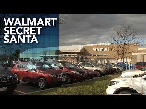 Tony Sandoval on The Breeze - Secret Santa pays off nearly $30,000 in Walmart layaways.