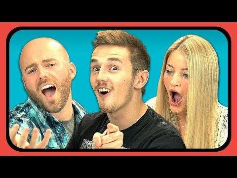 Thumbnail: YouTubers React to Darude - Sandstorm
