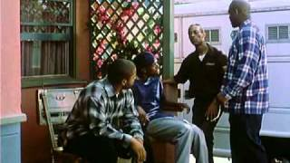 The Best Scene of Friday German (Craig, Smokey, Deebo & the Mexicans)