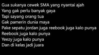 Lirik Lagu Kemal Palevi Anjay