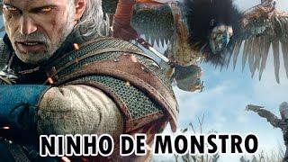 The Witcher 3   - Como Destruir Ninho de Monstro - Itens
