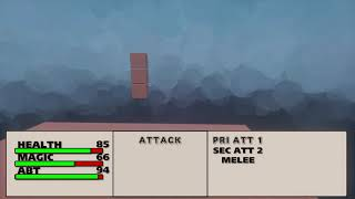 Turn based Combat - Dreams
