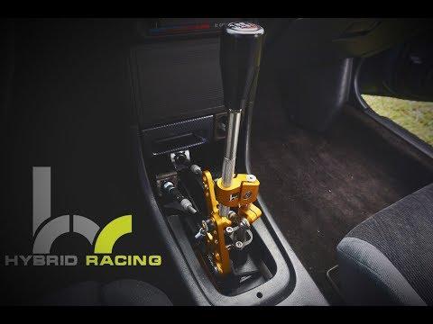 HYBRID RACING SHORT SHIFTER INSTALL! - K24 Integra