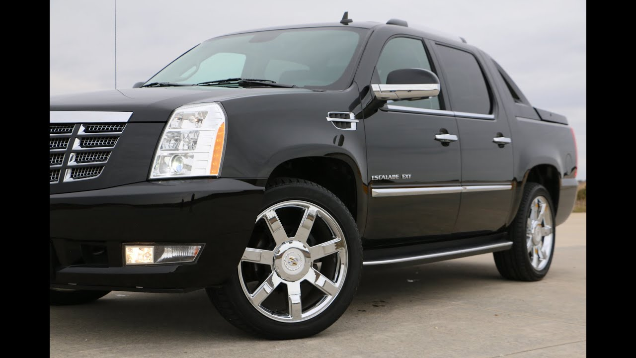 2011 cadillac escalade ext luxury pick up for sale youtube. Cars Review. Best American Auto & Cars Review
