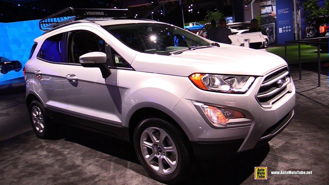 2019 Ford Ecosport Ses Interior - Used Car Reviews Cars Review Release Raiacars.com