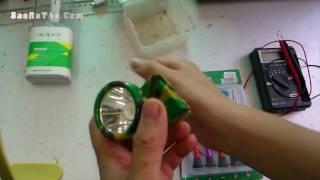 Hướng dẫn chế, độ lại đèn LED MINI