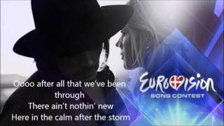 The Common Linnets - Calm After the Storm (Lyrics)