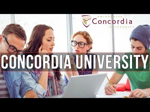 Should You School: Concordia University