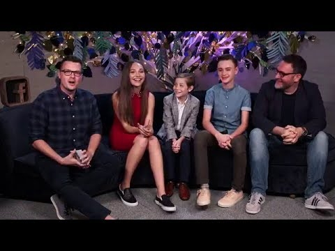 The Book of Henry cast Live video from facebook