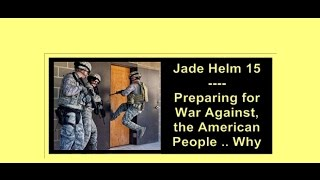 You Want The Jade Helm 15 FACTS From A Marine Recon Veteran? Texas/Walmart/Martial Law/FEMA Camps?