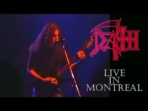 Death - Live In Montreal , Symbolic Tour , Le Spectrum 22.6.1995  (FULL SHOW)
