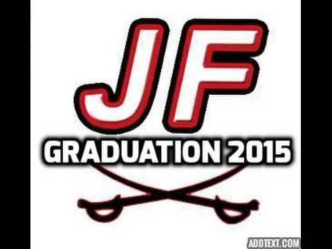 Jefferson Forest High School 2015 Graduation Ceremony