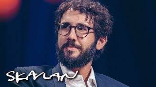 Josh Groban Open About Struggle With Depression And Anxiety Svt Tv 2 Skavlan