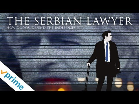 The Serbian Lawyer: Defending Radovan Karadžić - Trailer