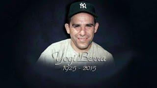 TEX@OAK: Rangers booth discusses Yogi Berra's passing