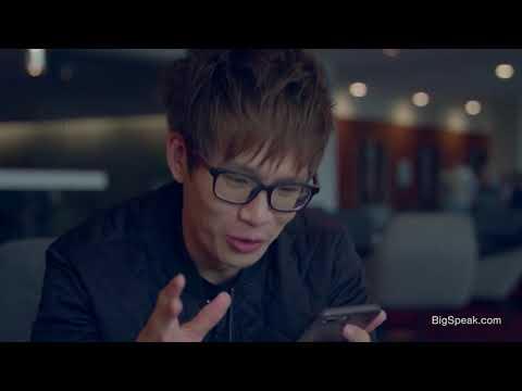 Vinh Giang – 2017 Keynote Speaker Promo Video
