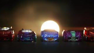 Дикие Скричеры – машинки-трансформеры с невероятным трюком!