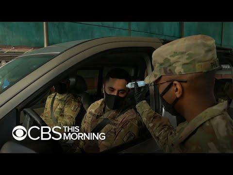 Coronavirus case on U.S. base in South Korea