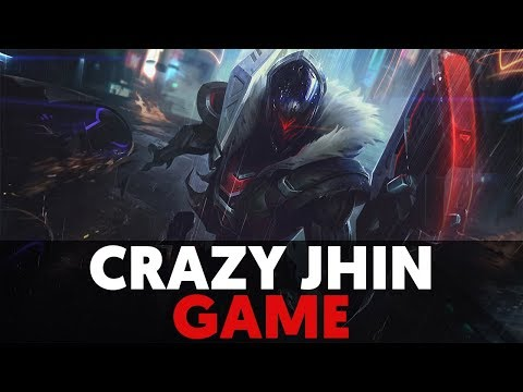 C9 Sneaky | CRAZY JHIN GAME