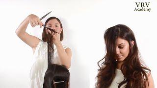 Стрижка на длинные волосы - Как подстричь
