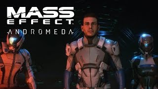 mass effect andromeda official cinematic reveal trailer