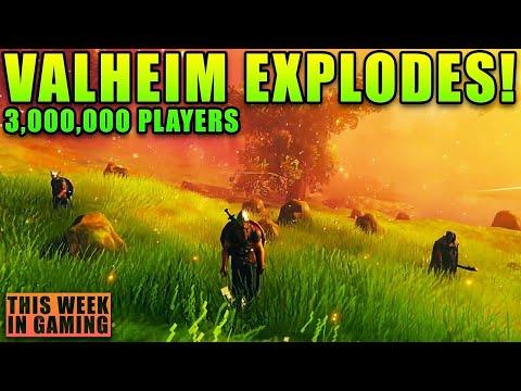 Valheim Explodes! - Diablo 2 Remaster Looks Epic - This Week In Gaming