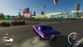 Forza Horizon 3 LONG BURNOUT