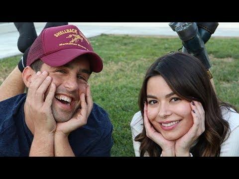 Miranda Cosgrove & Josh Peck Have 'Drake & Josh' REUNION with David Dobrik