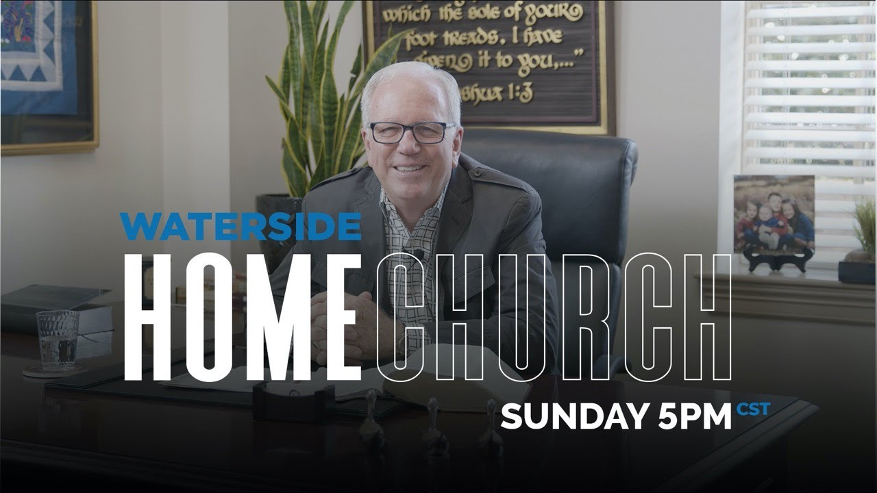 The Gift Of Hospitality | Waterside HomeChurch | Larry Titus
