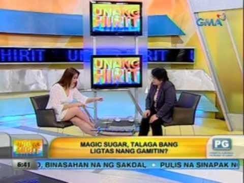 Unang Hirit: Magic Sugar, Talaga Bang Ligtas Nang Gamitin?