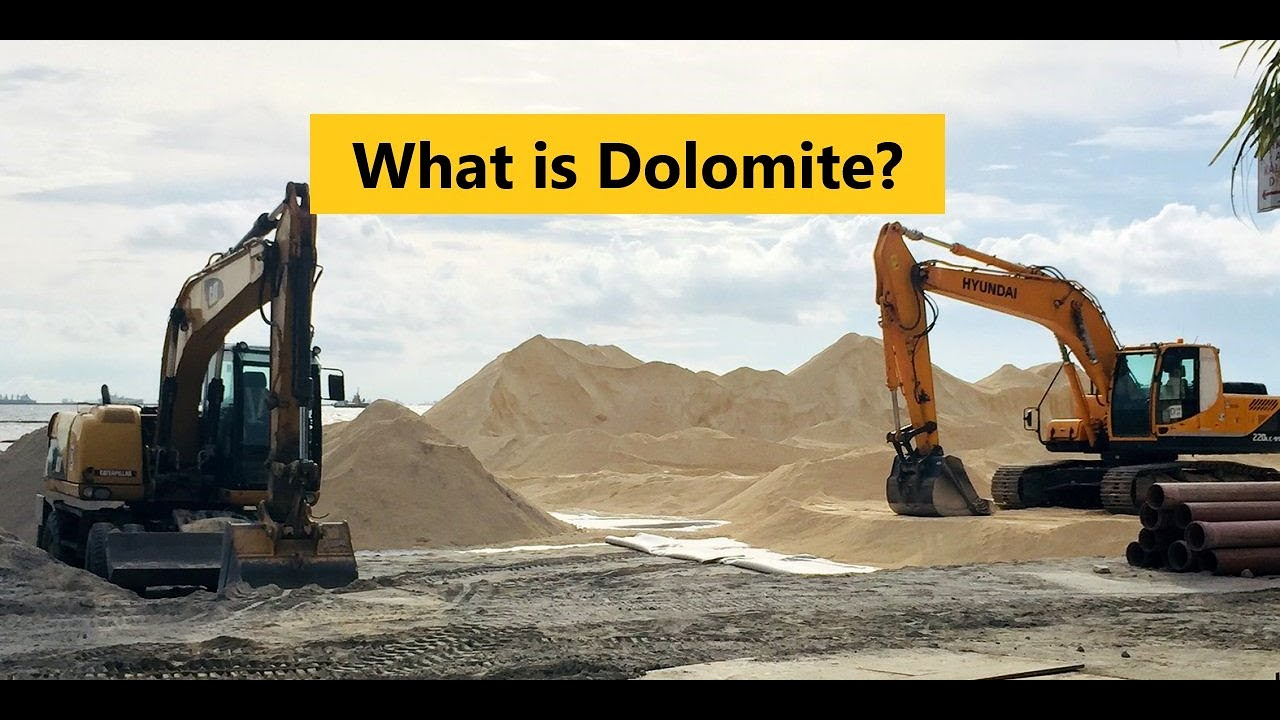 Download What is Dolomite?