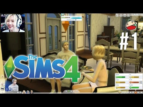 The Sims 4 (PC) #1 Thai Commentary ไทย