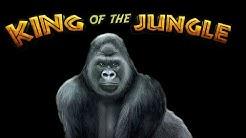King of the Jungle - Bally Wulff Spiele - 10 Freispiele