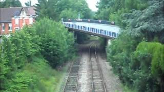 La gare de St Pol sur ternoise France