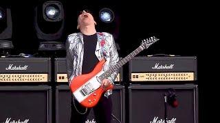 "Joe Satriani - ""Ice-9"" At Hellfest 2016 With Guitar Battle"