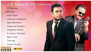A R Rahman & SPB Collection | AR Rahman SPB Tamil Hits | SPB Tamil Hits | AR Rahman Hit Songs