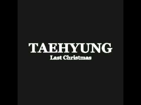 Taehyung ♡ BTS ☆ last Christmas