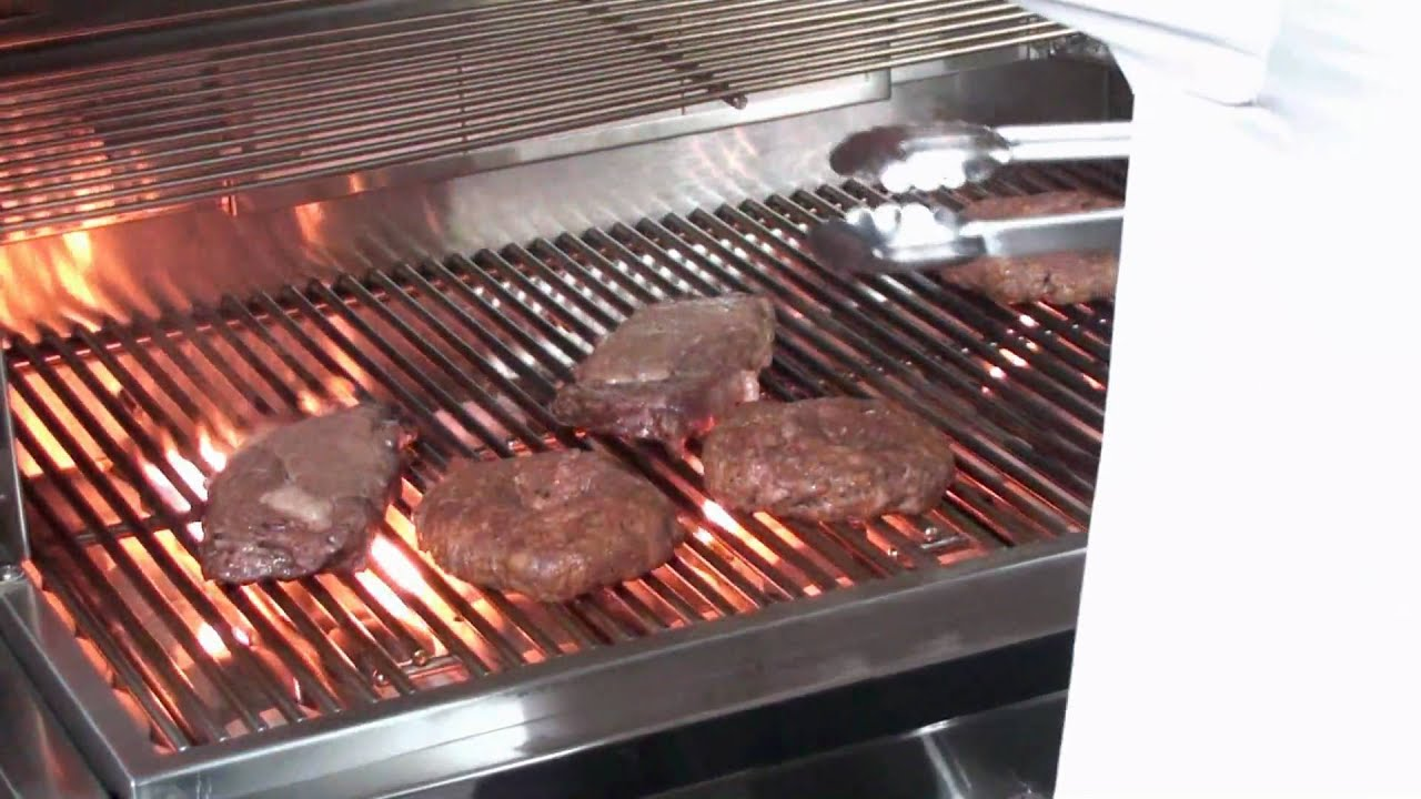 Sole Gourmet 30 Inch Gas Grill Cooking Test By Bbqguys
