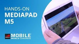Huawei MediaPad M5: nova geração de tablets da marca chinesa