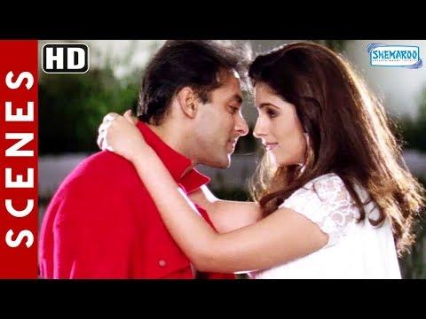 Salman Khan & Twinkle Khanna Romantic...