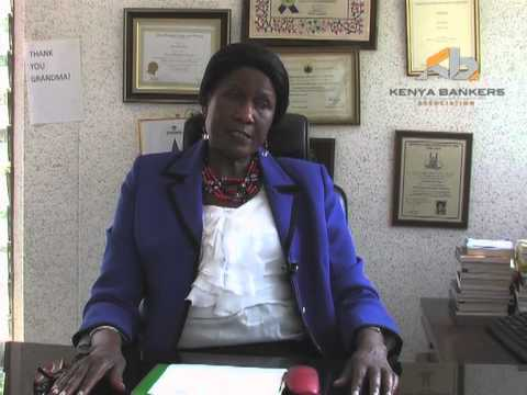 Dr. Mary Okelo, the First Woman Bank Manager in Kenya