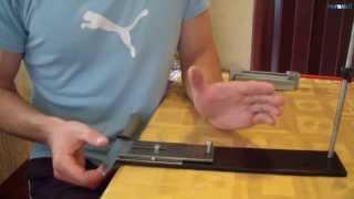Упрощенная точилка для ножей по принципу Edge Pro Apex