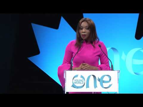 One Young World: How 62 people have as much wealth as the bottom 50%  Dambisa Moyo