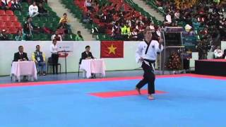7th WTF World Taekwondo Poomsae Championships 2012, Colombia Frolov Mykhalio (UKR) male under 17