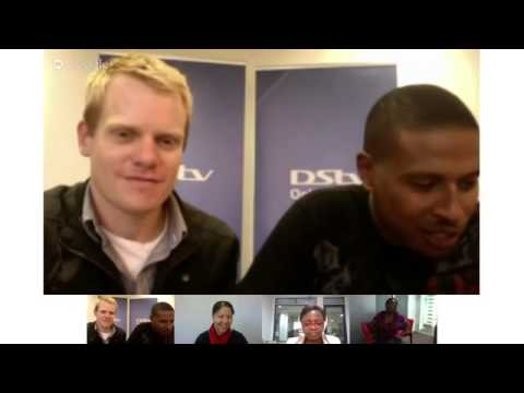Big Brother Africa Hangout with Bimp