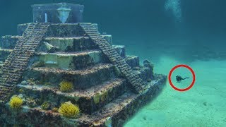 Most Mysterious Underwater Discoveries Recently Found