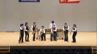 第46回東京都中学校アンサンブルコンテスト青梅6中「クープランの墓」 thumbnail