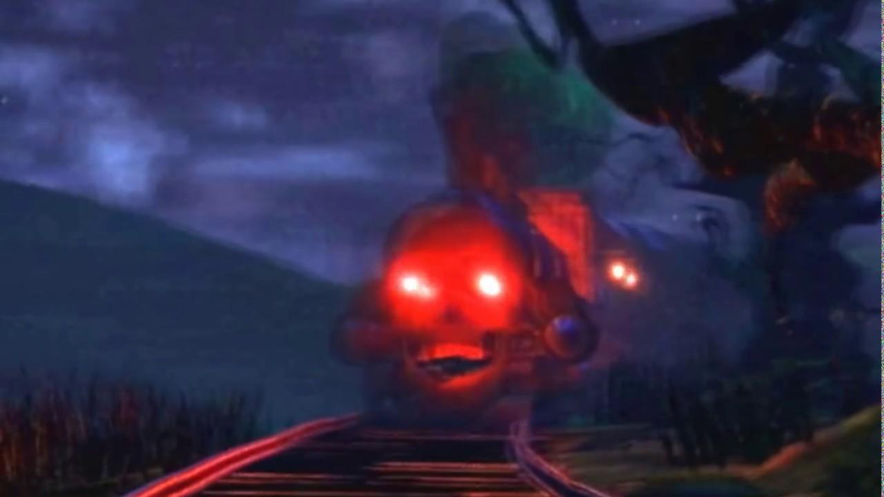 Casper Ghost Train